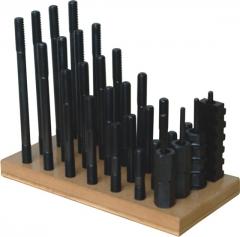 38 PCSユニバーサル備品の組み合わせ