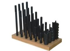38 PCS Clamping Kit Assembly